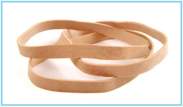 Rubber Band Sizes