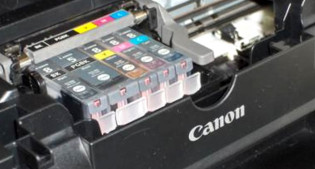 Canon CLI-42 Multipack Inks For The Pixma Pro-100S 17