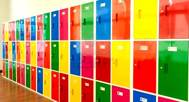 clothes-lockers