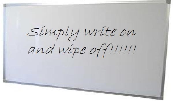 Drywipe Board