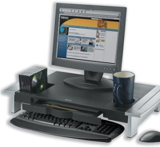 Monitor Risers To Raise Your Computer Screen 15