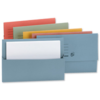 Coloured-Document-Wallets