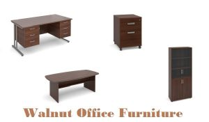 Walnut Office Furniture For Your Office 16