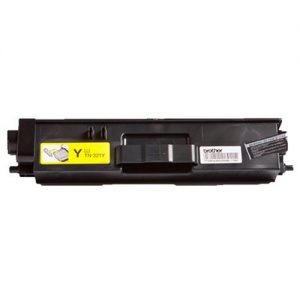 Brother Laser Toner Cartridge Page Life 1500pp Yellow Ref TN321Y | 112054