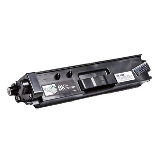 Brother Laser Toner Cartridge Super High Yield Page Life 6000pp Black Ref TN329BK | 112064
