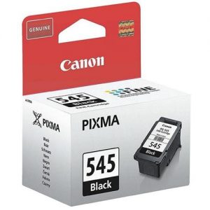 Canon PGI-545 Inkjet Cartridge Page Life 180pp 8ml Black Ref 8287B001 | 112082