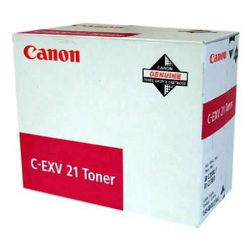 Canon CEXV21 Laser Toner Cartridge Page Life 14000pp Magenta Ref CANONCEXV21   123499