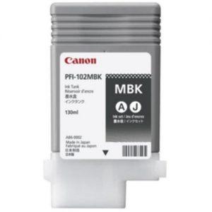 Canon PFI-102MBK Ink Tank Matt Black Ref 0894B001AA | 124005