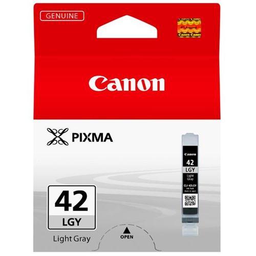 Canon CLI-42LGY Photo Ink Tank Capacity 13ml Light Grey Ref 6391B001 | 132789