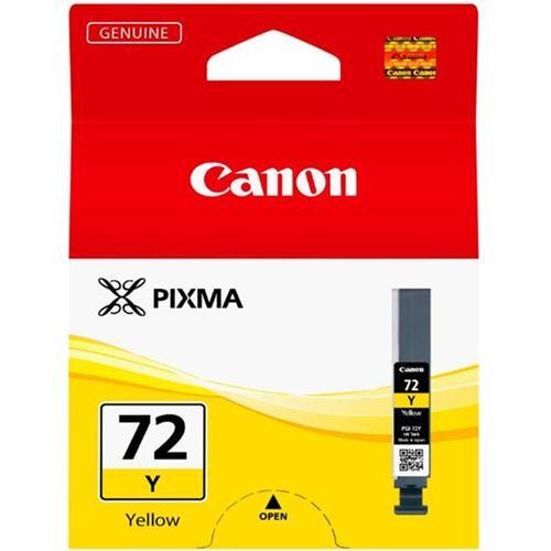 Canon PGI-72 Inkjet Cartridge 14ml Yellow Ref 6406B001 | 139418