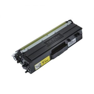 Brother TN426Y Toner Cartridge Super High Yield Page Life 6500pp Yellow Ref TN426Y | 152582