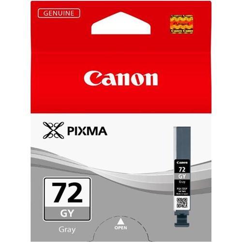 Canon PGI-72 Inkjet Cartridge Page Life 165pp Grey Ref 6409B001 | 164079
