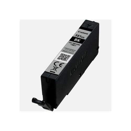 Canon CLI-581XXL Inkjet Cartridge Page Life 636pp Black Ref 1998C001   168875