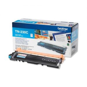 Brother Laser Toner Cartridge Page Life 1400pp Cyan Ref TN230C | 181772