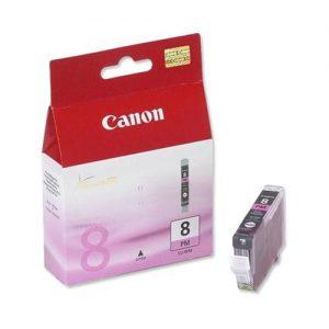 Canon CLI-8PM Inkjet Cartridge Page Life 7050pp Photo Magenta Ref 0625B001 | 208582