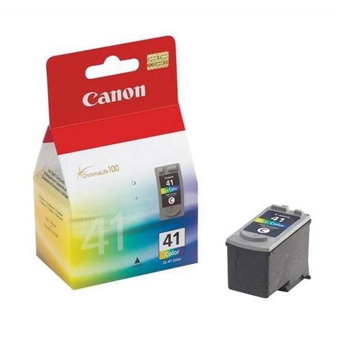 Canon CL-41 Inkjet Cartridge Page Life 308pp Colour Ref 0617B001   208590