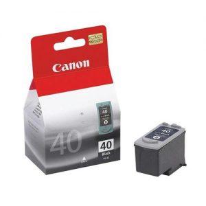 Canon PG-40 Inkjet Cartridge Page Life 329pp Black Ref 0615B001 | 208639