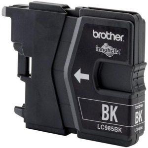 Brother Inkjet Cartridge Black Ref LC985BK | 216145
