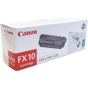 Canon FX10 Fax Laser Toner Cartridge Black Ref 0263B002 | 219931