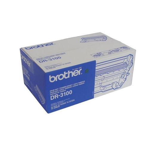 Brother Laser Drum Unit Page Life 25000pp Black Ref DR3100   246829