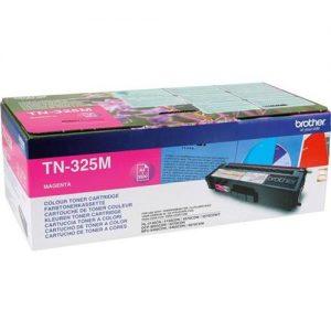 Brother Laser Toner Cartridge Page Life 3500pp Magenta Ref TN325M | 256285