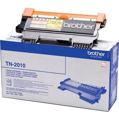Brother Laser Toner Cartridge Page Life 1000pp Black Ref TN2010   363005
