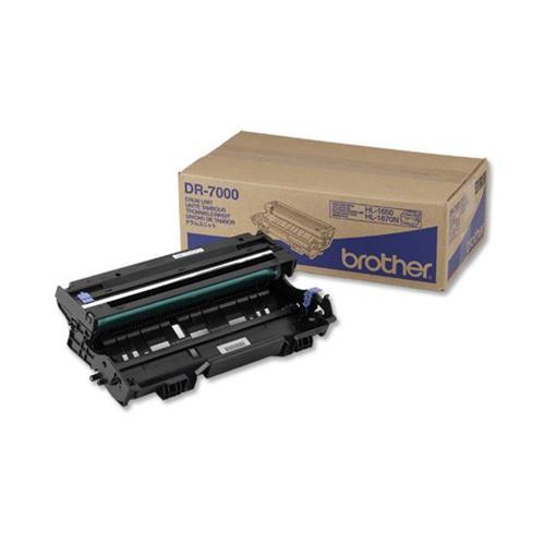 Brother Laser Drum Unit Page Life 20000pp Black Ref DR7000   523347