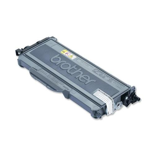Brother Laser Toner Cartridge High Yield Page Life 2600pp Black Ref TN2120 | 785404