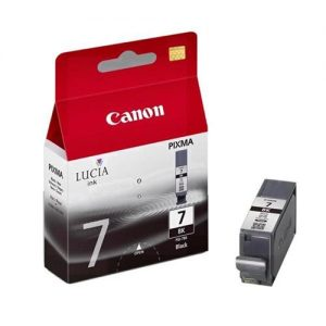 Canon PGI-7 Inkjet Cartridge Black Ref 2444B001 | 804617