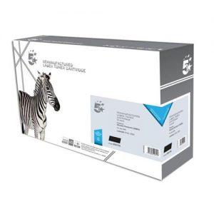 5 Star Office Remanufactured Laser Toner Cartridge 5000pp Black [HP No. 96A C4096A Alternative] | 909795