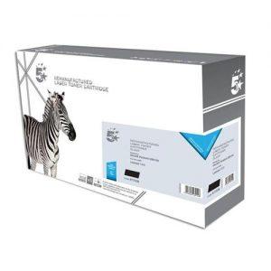5 Star Office Remanufactured Laser Toner Cartridge 2500pp Black [HP No. 13A Q2613A Alternative]   917235
