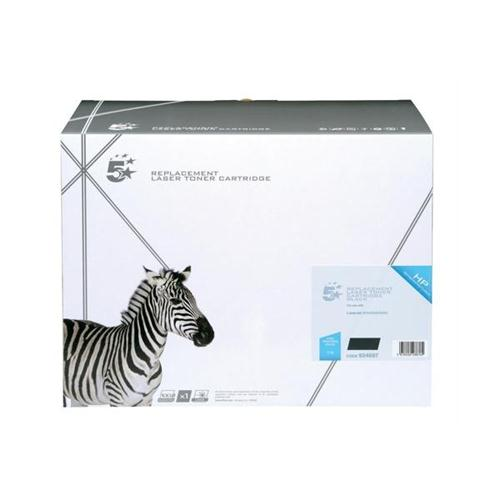 5 Star Office Remanufactured Laser Toner Cartridge 12000pp Black [HP No. 11X Q6511X Alternative]   924697