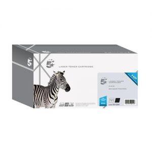 5 Star Office Remanufactured Laser Toner Cartridge 5000pp Black [HP No. 504A CE250A Alternative]   931294