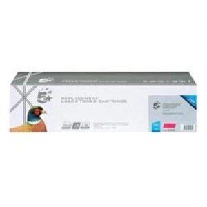 5 Star Office Remanufactured Laser Toner Cartridge 1000pp Magenta [HP No. 126A CE313A Alternative] | 934596