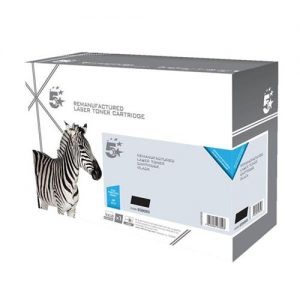 5 Star Office Remanufactured Laser Toner Cartridge Page Life 10500pp Black [HP CF281A Alternative] | 939093