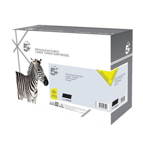 5 Star Office Remanufactured Laser Toner Cartridge Life 1000pp Black [Samsung MLT-D111S/ELS Alternative] | 939096