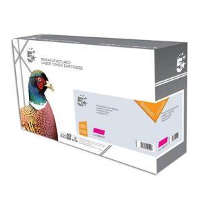 5 Star Office Remanufactured Laser Toner Cartridge 2800pp Magenta [Kyocera 1T02KTBNL0 Alternative] | 939127