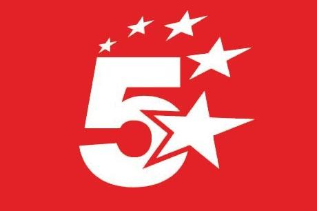 5 Star Logo