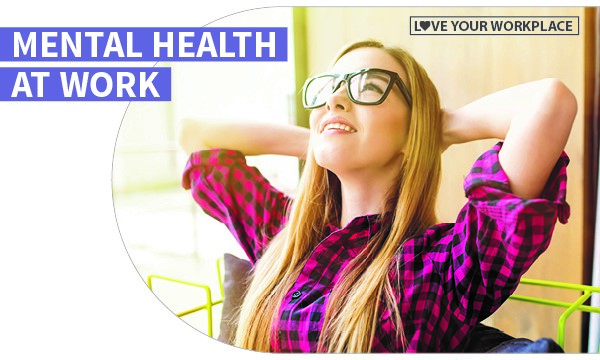 Mental Health At Work - Lets Talk About It 3