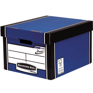 fellowes storage boxes