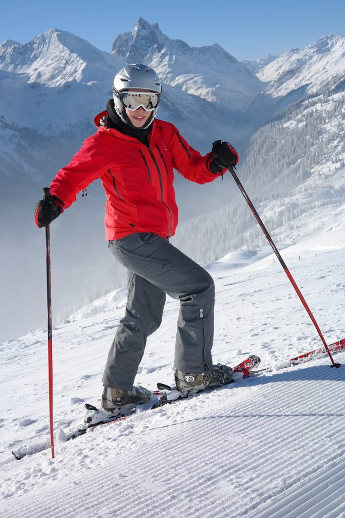Getting Out Of The Office - Skiing In The UK 1