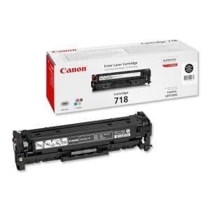 Canon 718 Toner Cartridges