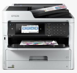 Epson Workforce Pro WF-C5790DWF Ink Cartridges 13