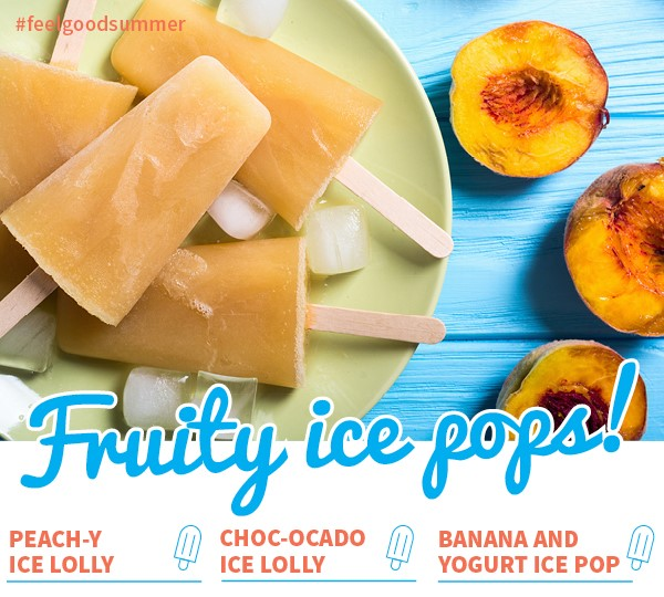 Fruity Ice Pops to Cool Down the Office - If you Need it! 5