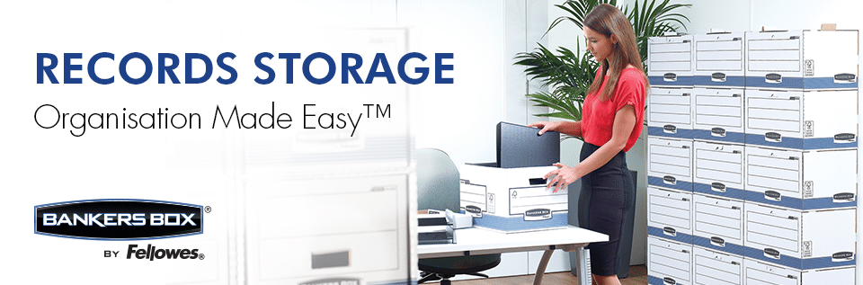 Easy Office Storage by Fellowes