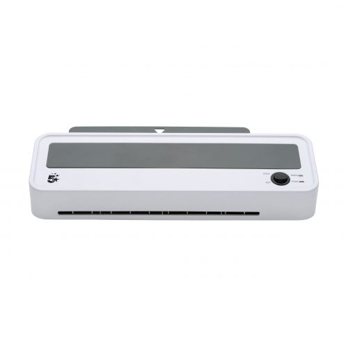 5 Star Office Hot and Cold A4 Laminator Up to 2x125micron Pouches |