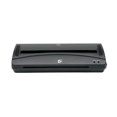 5 Star Office Hot and Cold A4 Laminator Up to 2x100micron Pouches |