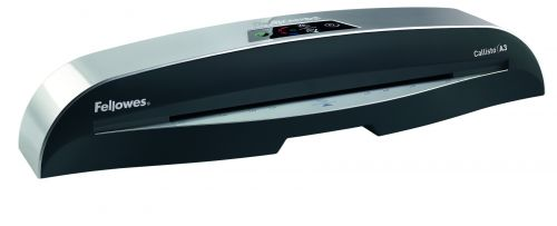 Fellowes Callisto A3 Small Office Laminator with 100% Jam Free* Mechanism and HotSwap Technology |