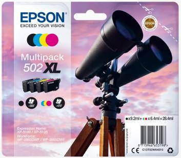 Epson 502XL Ink