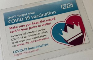 Protect Your Covid-19 Vaccination Card From Spills & Dirt 20